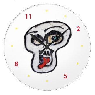 Boo! Clocks
