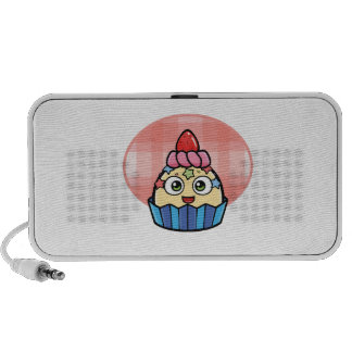 Boo Cupcake Products iPhone Speakers