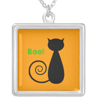 Boo Custom Necklace