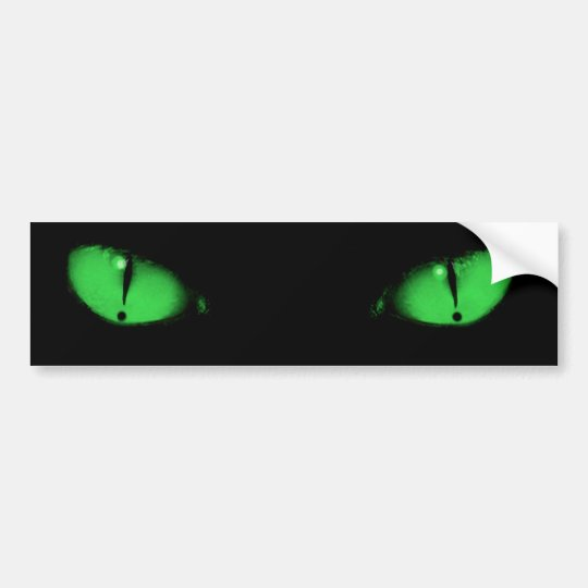 Boo - Emerald Bumper Sticker