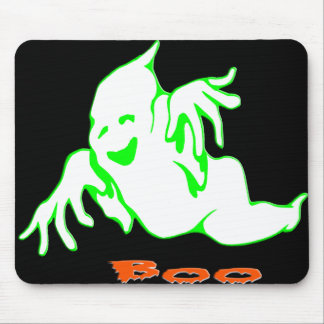 Boo Ghost 1 Mouse Pad