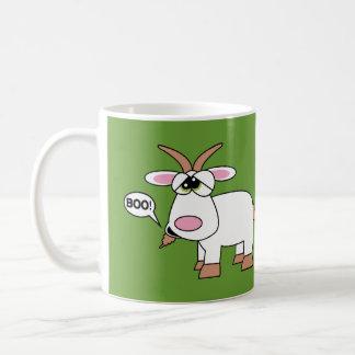 Boo! Goat Coffee Mug