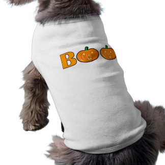 BOO Halloween Doggie Shirt