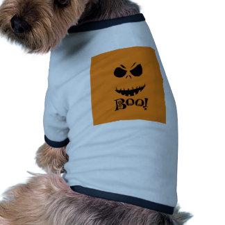 Boo Halloween gift range Doggie T Shirt