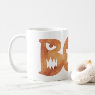 BOO! Halloween Orange Spooky Ghosts Coffee Mug