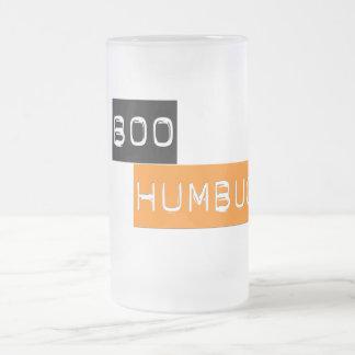 Boo Humbug Anti Halloween Mugs