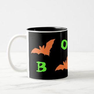 BOO! III Two-Tone COFFEE MUG