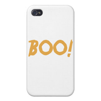 Boo! iPhone 4/4S Cases