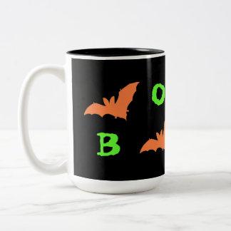 BOO! IV Two-Tone COFFEE MUG
