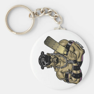 Boo Leather Daddy Key Chain! Key Ring