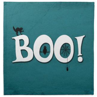Boo! Napkin