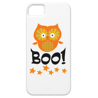 BOO OWL iPhone 5 CASES