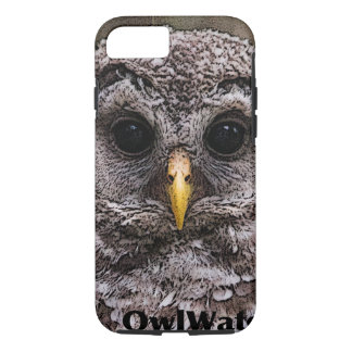 Boo - Owlwatch 2014 Owlet iPhone 7 Case