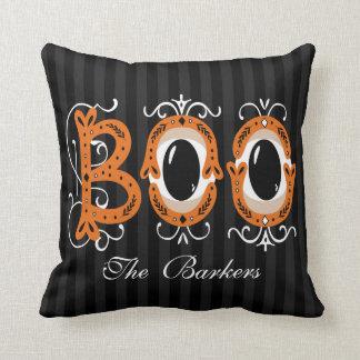 Boo Personalized - Monogram Dual Purpose Cushion
