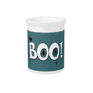 Boo! Pitcher