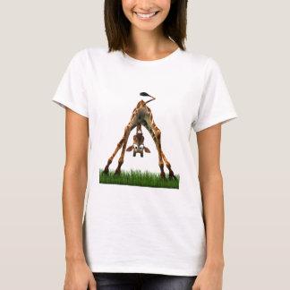 Boo! Says Olympia Giraffe. T-Shirt