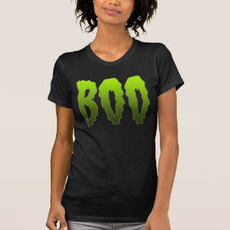 Boo Scary Halloween Zombie Ghost Horror T-Shirt