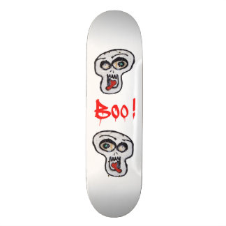Boo! Skate Deck