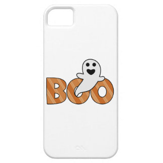 BOO Spooky Halloween iPhone 5 Cover
