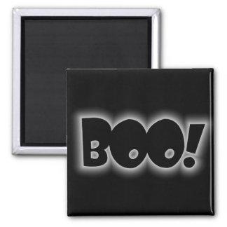 Boo! Square Magnet