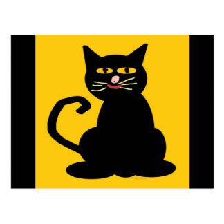 Boo The Cat Postcard