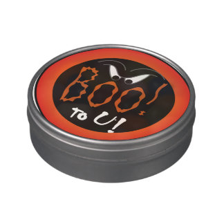 Boo to U! Jelly Belly Tin