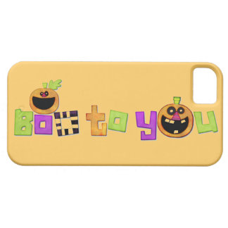 Boo to You Halloween decorative iPhone 5 Case