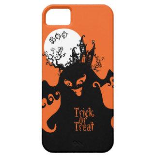Boo Trick or Treat design iPhone 5 Cases