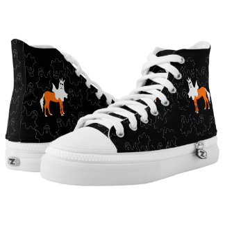 Boo Unicorn shoes