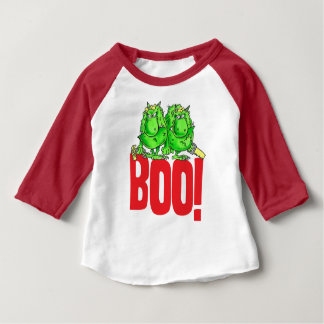 Boo (white) baby T-Shirt