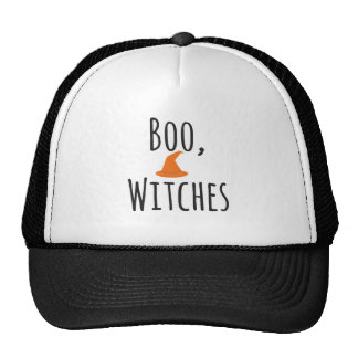 Boo, Witches Cap