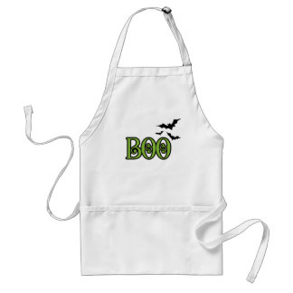 boo with bats standard apron