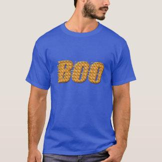 BOO - written in lots of little boos T-Shirt