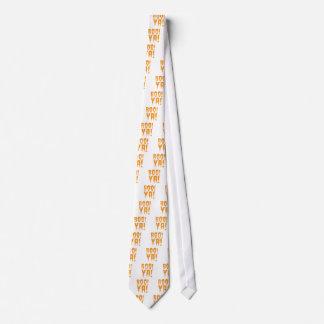 BOO YA! hoot scary  Halloween design Tie