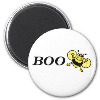 BOOBEES 6 CM ROUND MAGNET