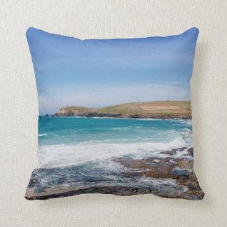 Boobys Bay Beach |England Cushion