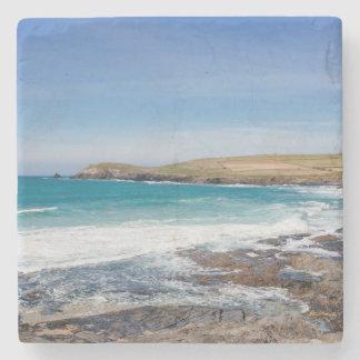Boobys Bay Beach |England Stone Coaster