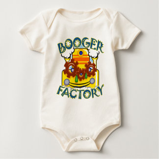 Booger Factory Baby Bodysuit