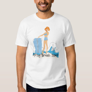 Boogie board T copy, Spring Break 2008 T Shirts