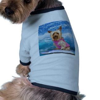 Boogie Boarding Pet Tshirt