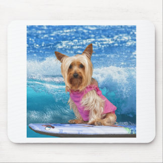 Boogie Boarding Mouse Pad
