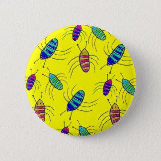 Boogie Bugs Button