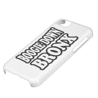 Boogie Down Bronx iPhone 5C Cover
