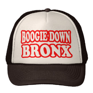 Boogie Down Bronx Trucker Hat