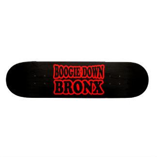 Boogie Down Bronx, NYC 21.6 Cm Old School Skateboard Deck