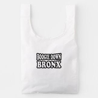 Boogie Down Bronx, NYC Baggu Reusable Bag