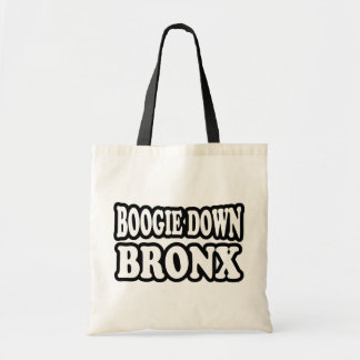 Boogie Down Bronx, NYC Budget Tote Bag