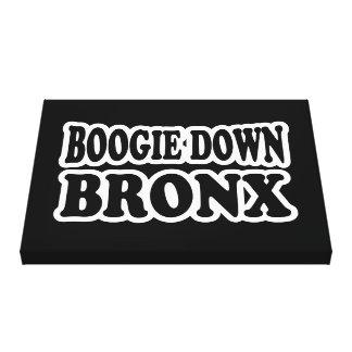 Boogie Down Bronx, NYC Canvas Prints