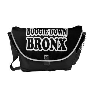 Boogie Down Bronx, NYC Messenger Bag