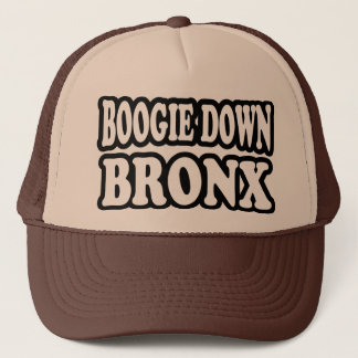 Boogie Down Bronx, NYC Trucker Hat